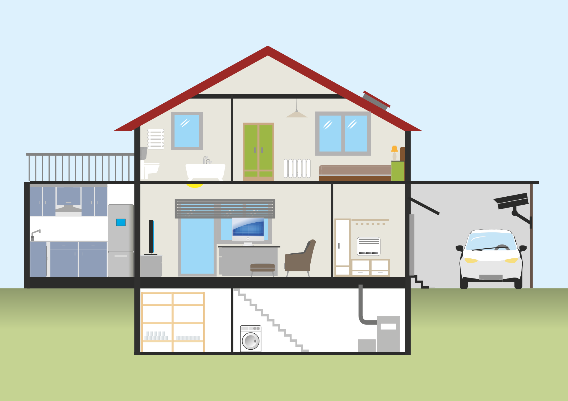 bombas de calor para viviendas de baja demanda trmica