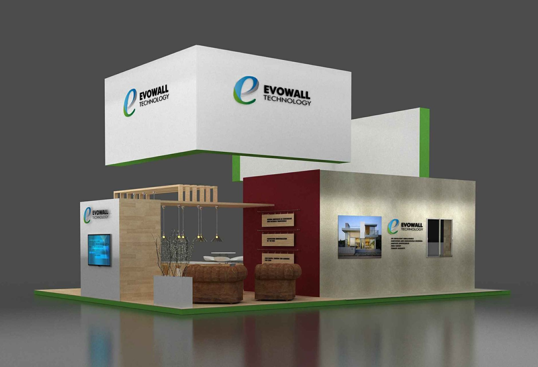 evowall stand