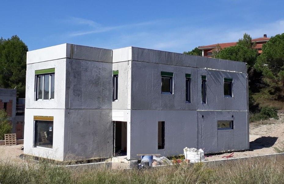 Casas prefabricadas hormigon