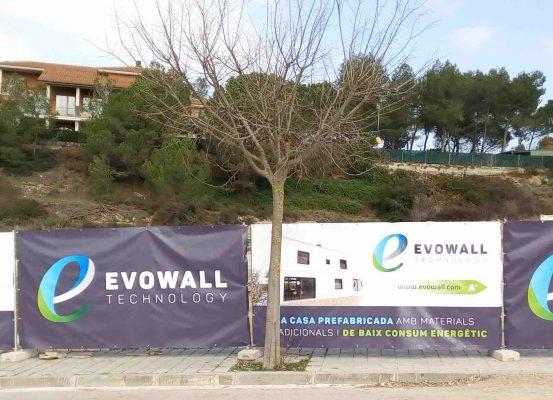 Obras Passivhaus Evowall