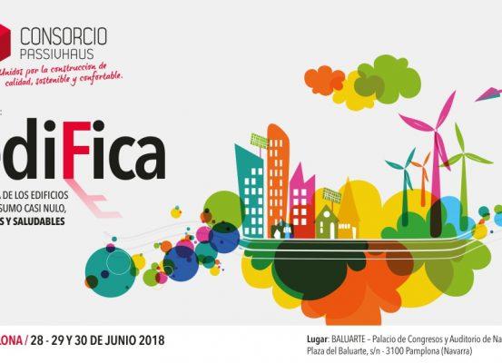 Feria passivhaus ediFica en España, Pamplona