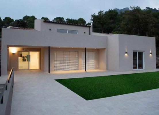 casas pasivas con alta eficiencia energética