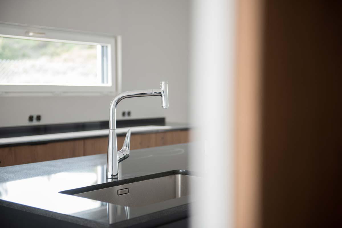 Casa de la llum, cocina de diseño