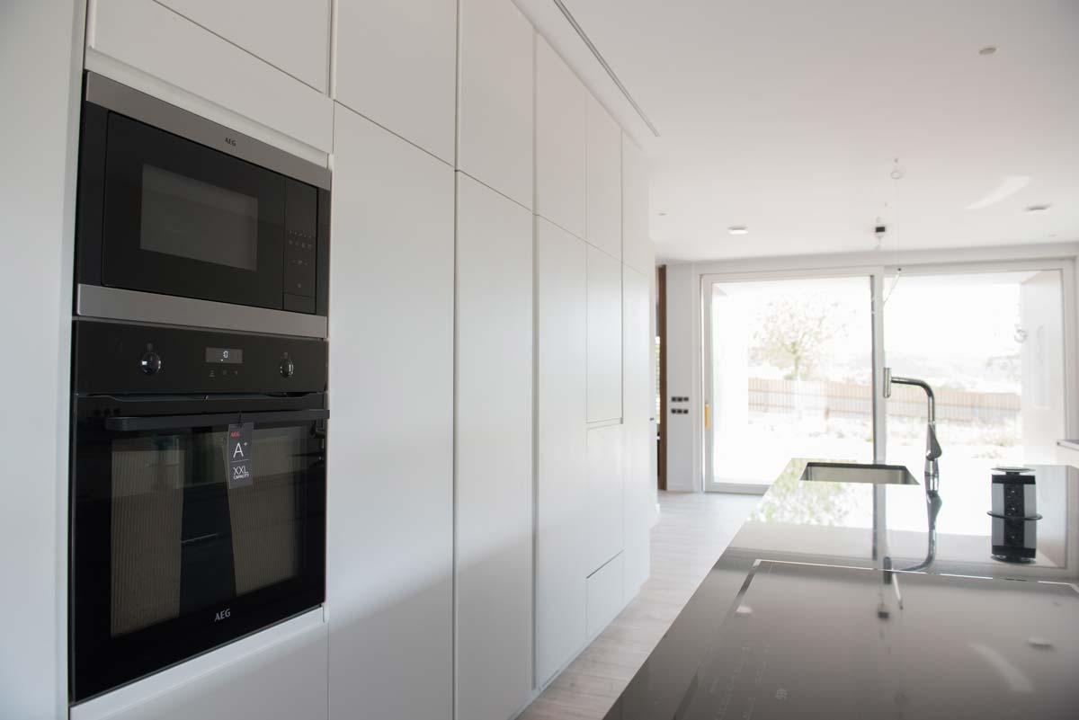 Casa de la llum, eficiencia energética