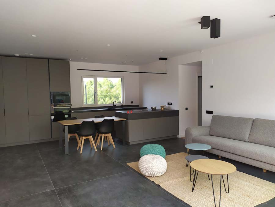 casa passiva Evowall, confort interior