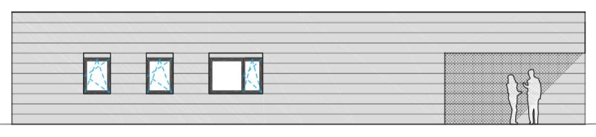 cases passives prefabricades amb coberta plana