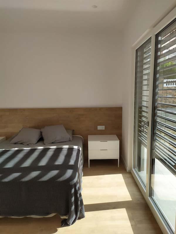habitació amb confort interior