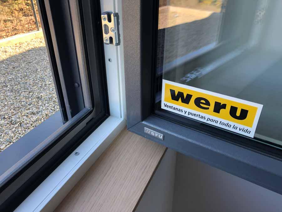 finestres eficients WERU