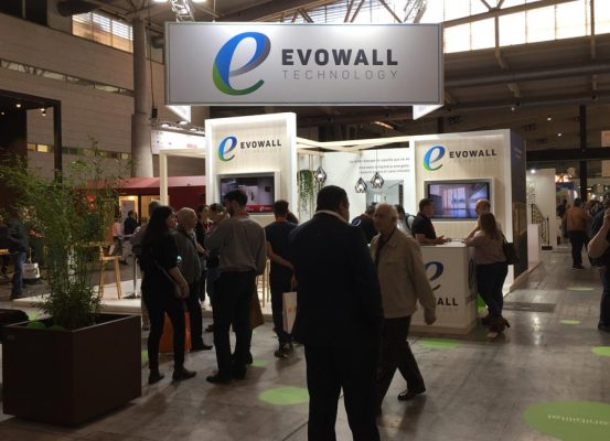 Casas pasivas Evowall en Sustainable Solutions Construmat'19