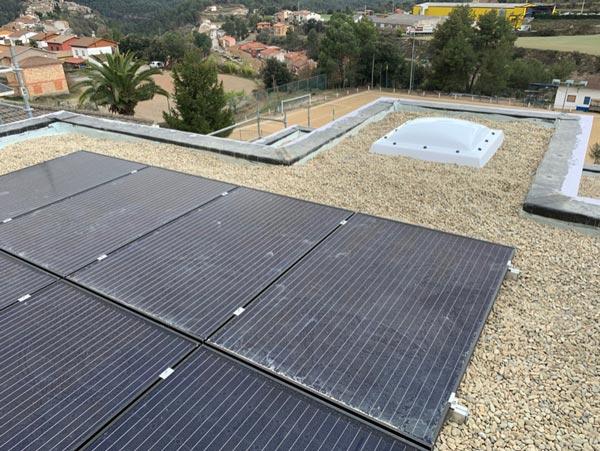 autoconsumo fotovoltaico en casas pasivas