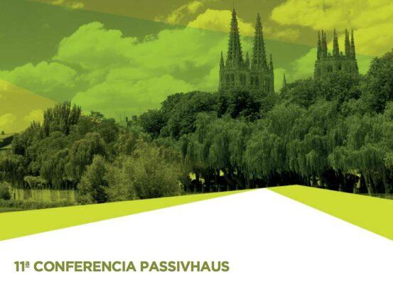 11ª Conferencia Passivhaus en Burgos