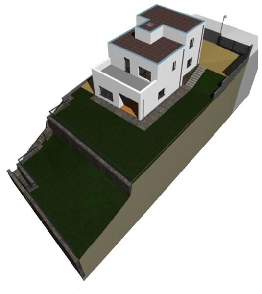 disseny de casa passiva prefabricada