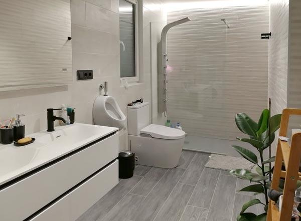 cambra de bany principal