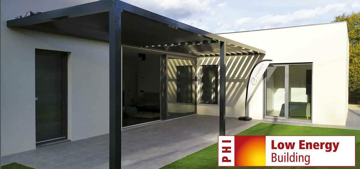 casa con certificación Low Energy Building