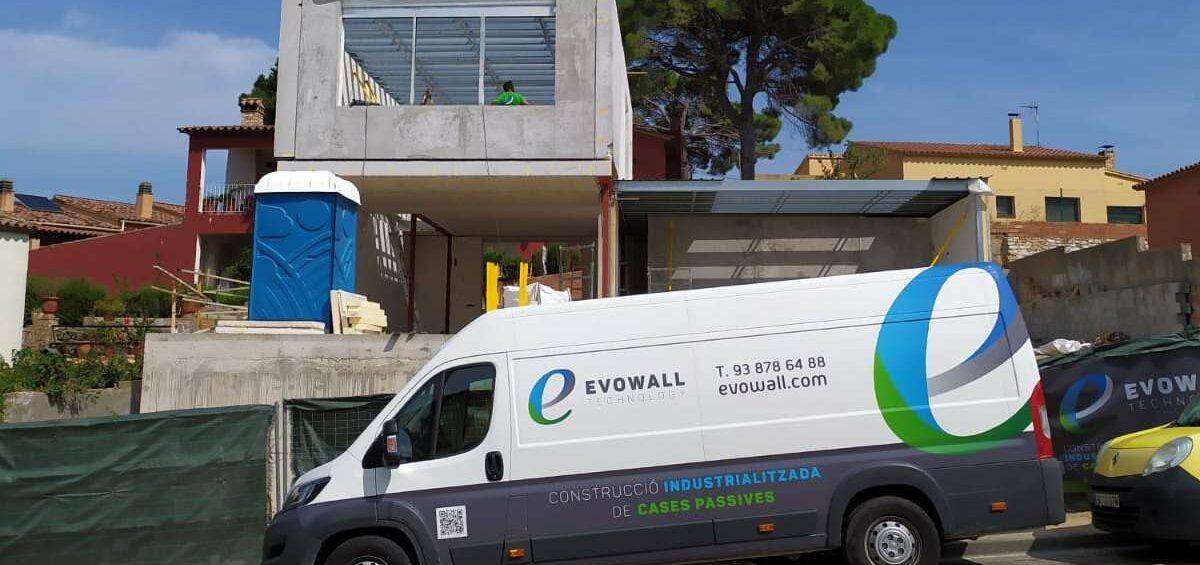 proyecto Passivhaus en Begur, Girona