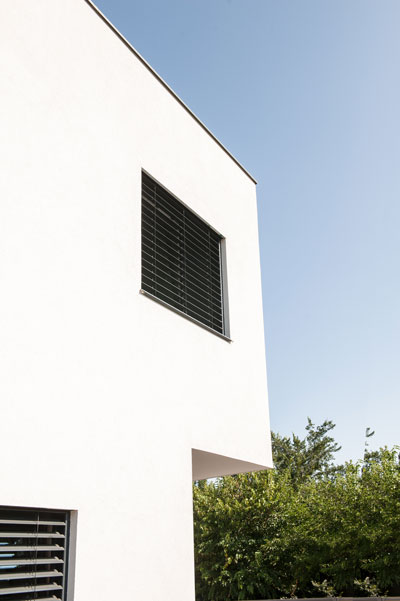 ventanas eficientes de Weru para casa Passivhaus