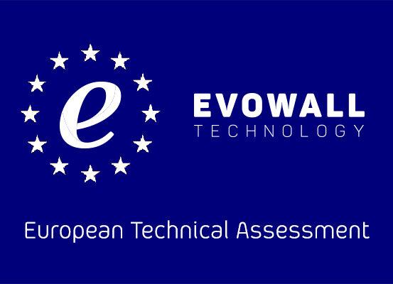 Evowall obtiene la certificación ETE