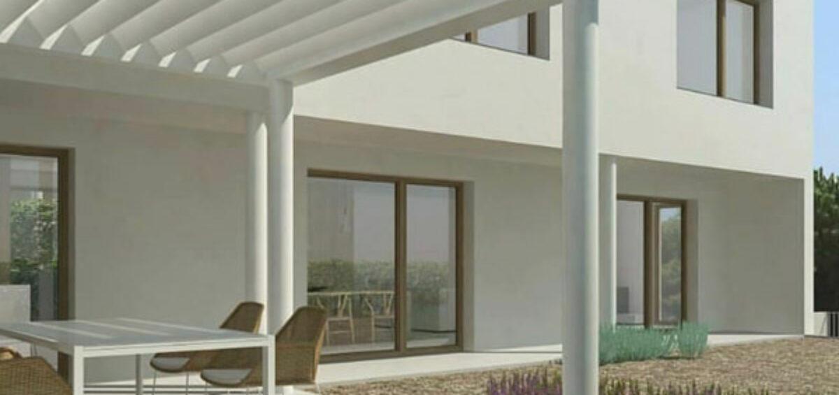 Promocions Passivhaus al costat de Barcelona, a Sant Pol de Mar. Sistema constructiu Evowall