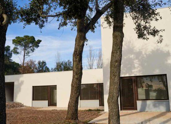 casa pasiva con biohabitabilidad