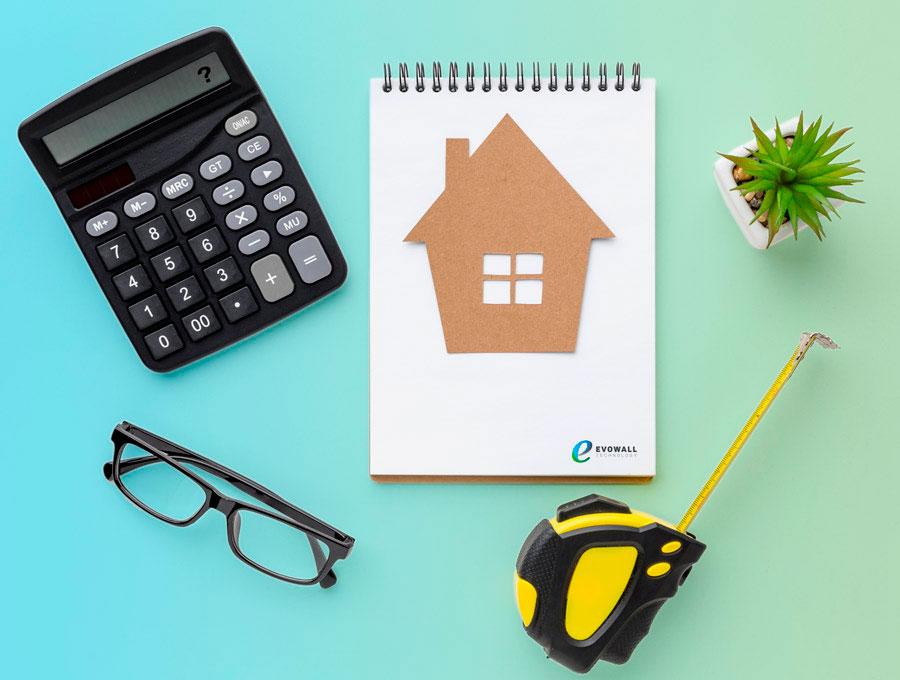 ¿cuál es el presupuesto de construcción de una casa?